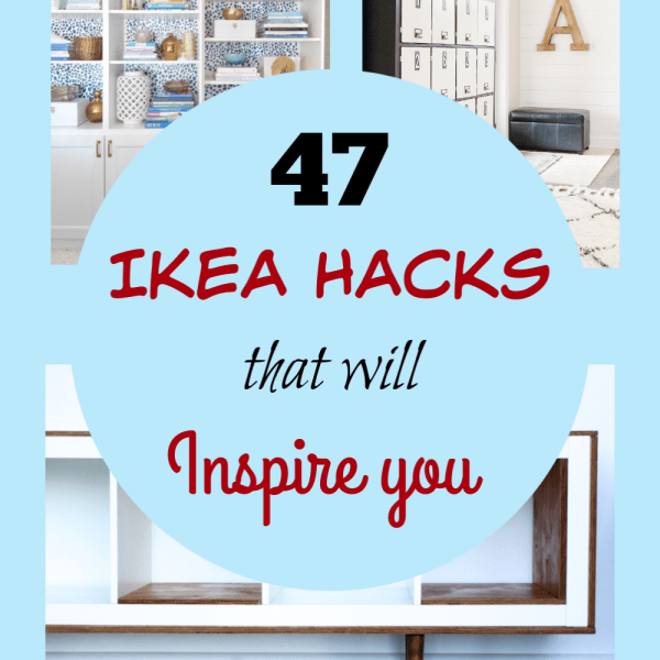 Ikea Hacks that will Inspire You!