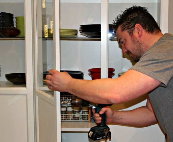ikea pantry hack|Ikea billy bookcase|Ikea pantry|kitchen pantry|Ikea cabinets|oxberg doors|Ikea hack|additional kitchen storage