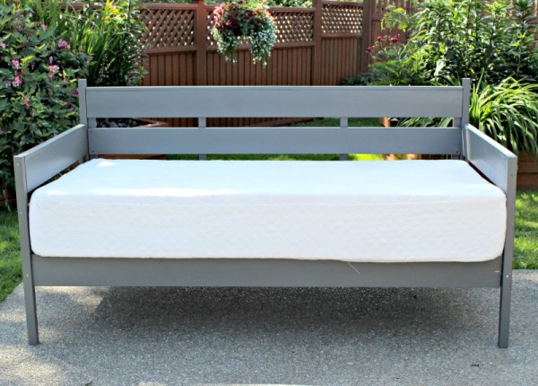 DIY outdoor daybed ana white pattern
