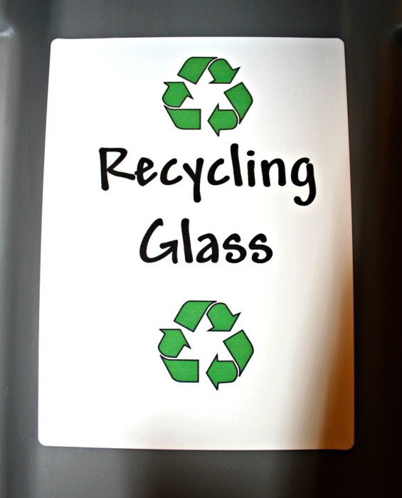 recycling centre|recycling station| organizing recyclables