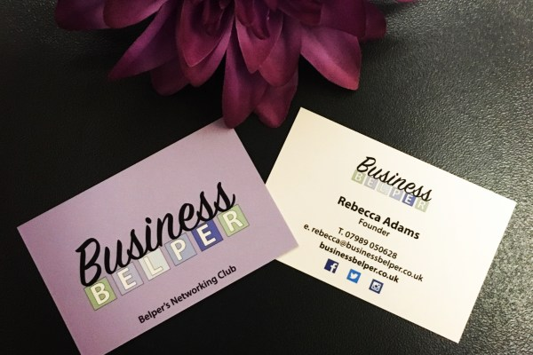 Business Cards – Business Belper