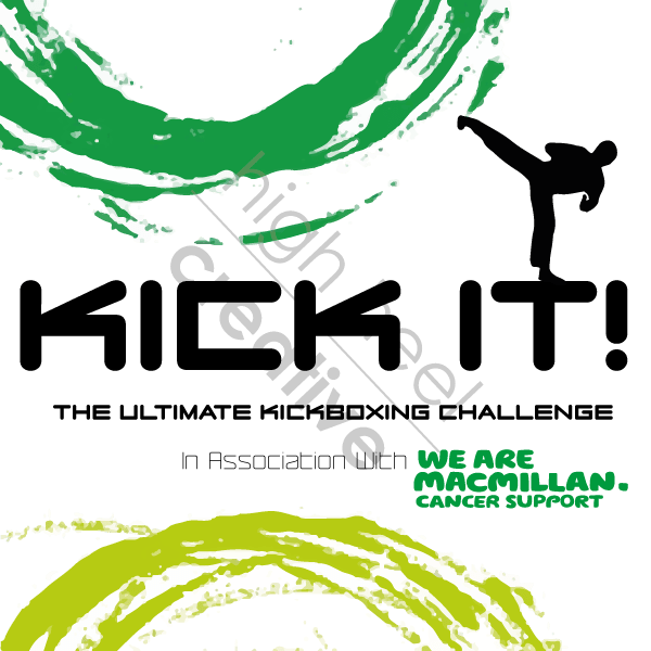 Logo Design - Kick It Challenge