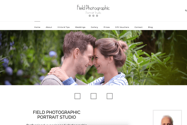 Field Photographic Portrait Studio