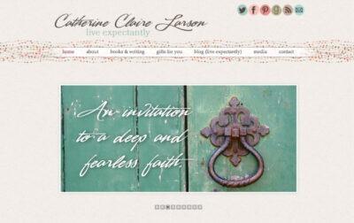 catherine claire larson - catherineclairelarson.com