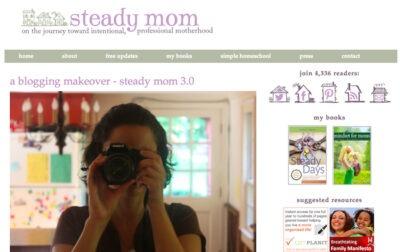 Steady Mom - steadymom.com