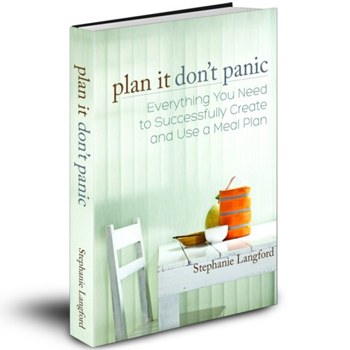 Plan It, Don't Panic, by Stephanie Langford