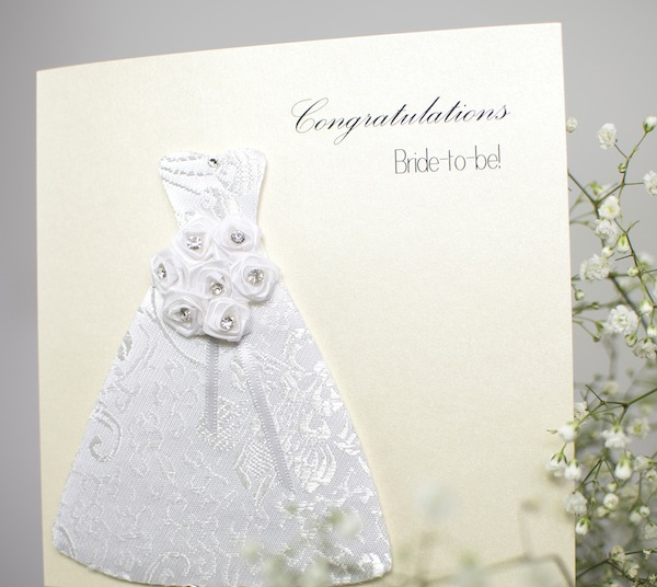 Bridal Shower Card Wording