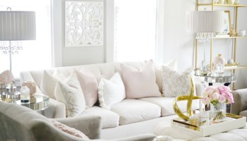 FRIDAYS FAVORITE FINDS PIER 1 HOME DECOR IN PINK GOLD