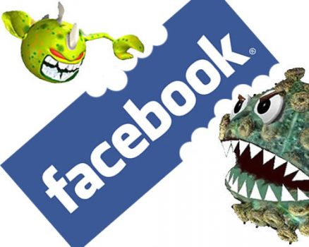 The Top 5 Facebook Myths and Scams. on Design By Pixl