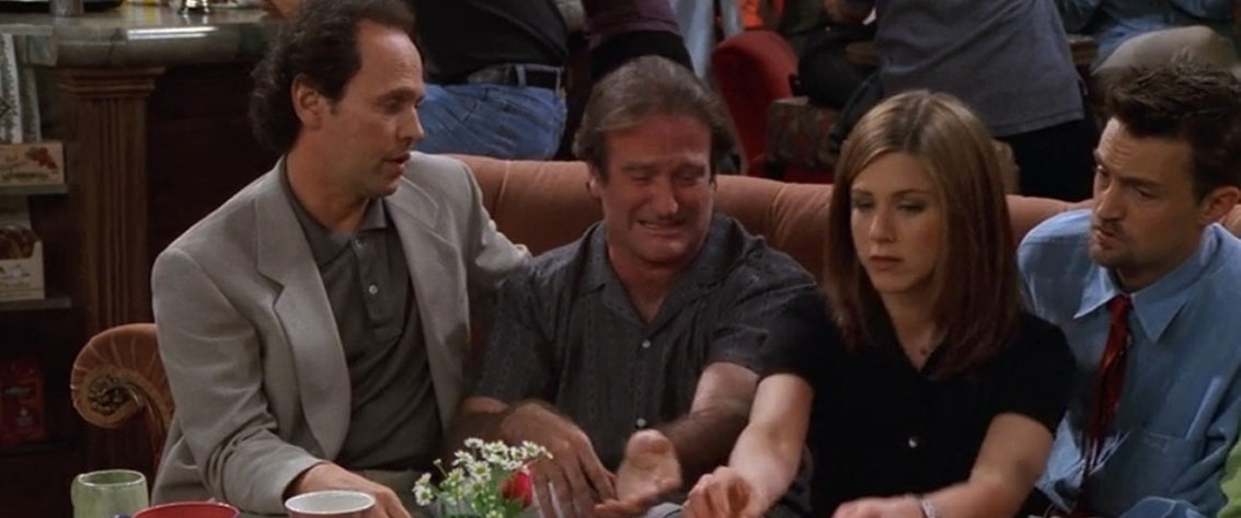 The best friends cameos and guest appearances design by for The garden designer robin williams