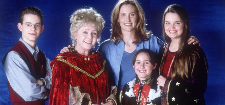 Where Are They Now: Halloweentown Cast on Design By Pixl