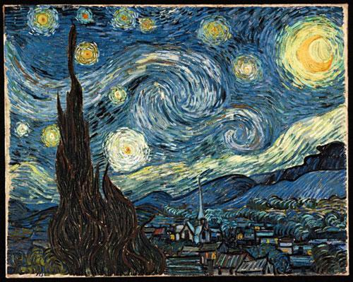 フリー素材 「星月夜」画像| GATAG | Free Photo 2.0