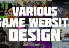 最近のゲーム関連サイトのスマホ対応やWebデザイン・使われている技術などを調べてみた