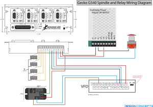 G540 Spindle and Relay Wiring Diagram – The Blog