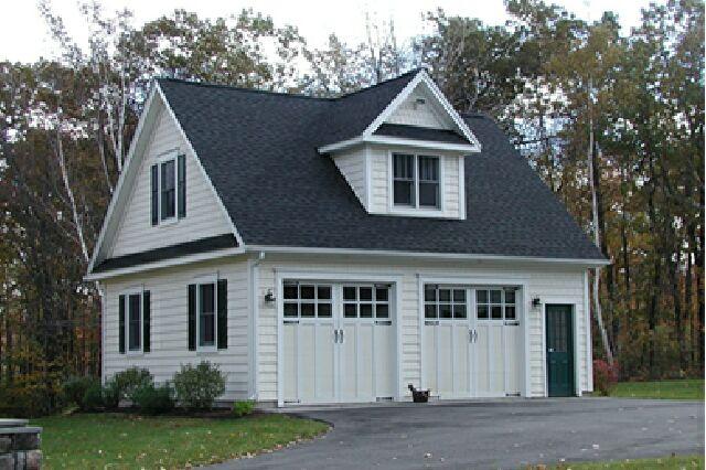 Garage Plans & Garage Designs