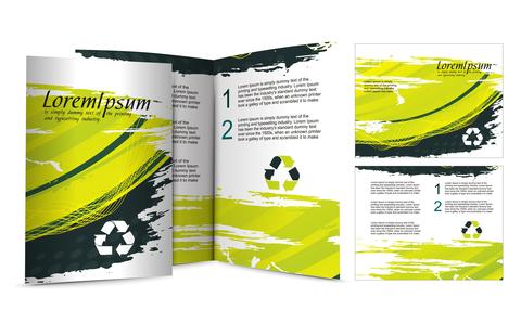 Making Bi Fold Brochures Is A Snap