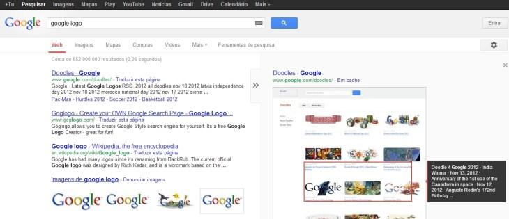 Novo Google