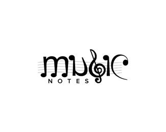 24.music-note-logos