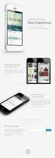 iOS musica app