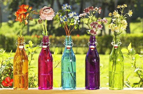 arranjo-flores-garrafas