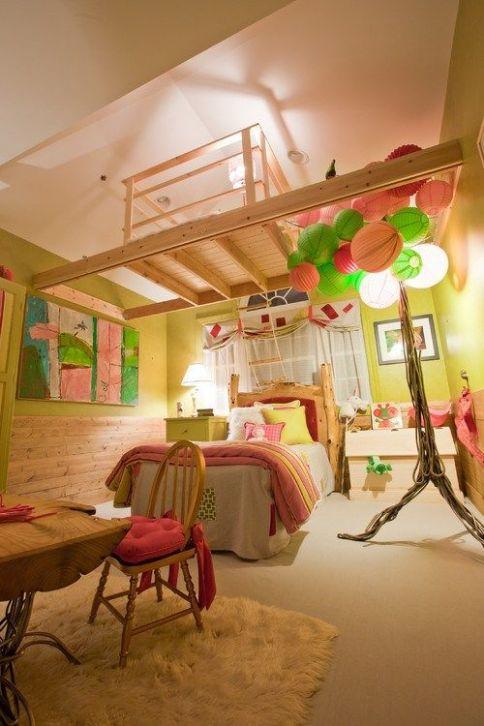 Criatividade na decoração de quarto infantil