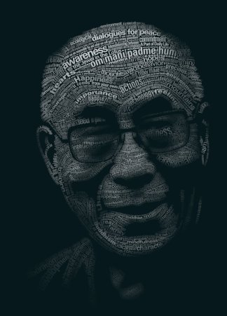 http://yatu-ex.deviantart.com/art/Tribute-to-the-Dalai-Lama-158241489