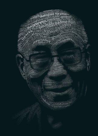 http://yatu-ex.deviantart.com/art/Tribute-to-the-Dalai-Lama-158241489
