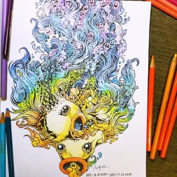 coloring-book-adult-doodle-invasion-kerby-rosanes-14
