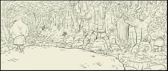 S1e1_gnome_forest_official_art_-_sketch_01