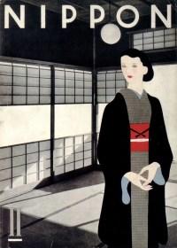 Cover de Nippon edição da revista nº 2, Jan 1935