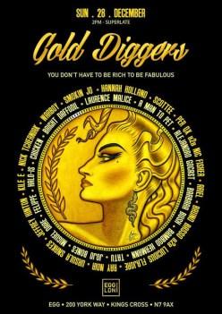 golddiggers female