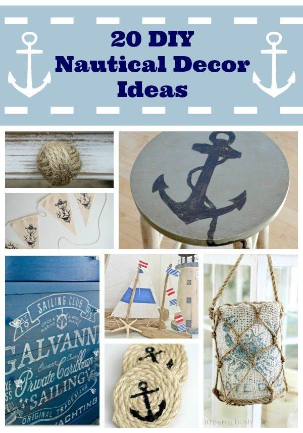 Nautical Decor Ideas Creative Home