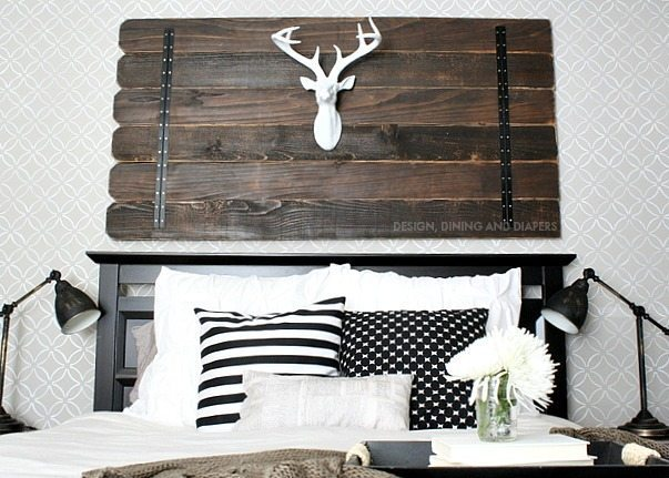 Modern Farmhouse Bedroom Update