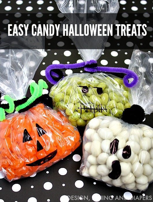 Easy Halloween Treats by designdininganddiapers.com