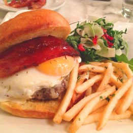 Wow. Best Burger Ever.