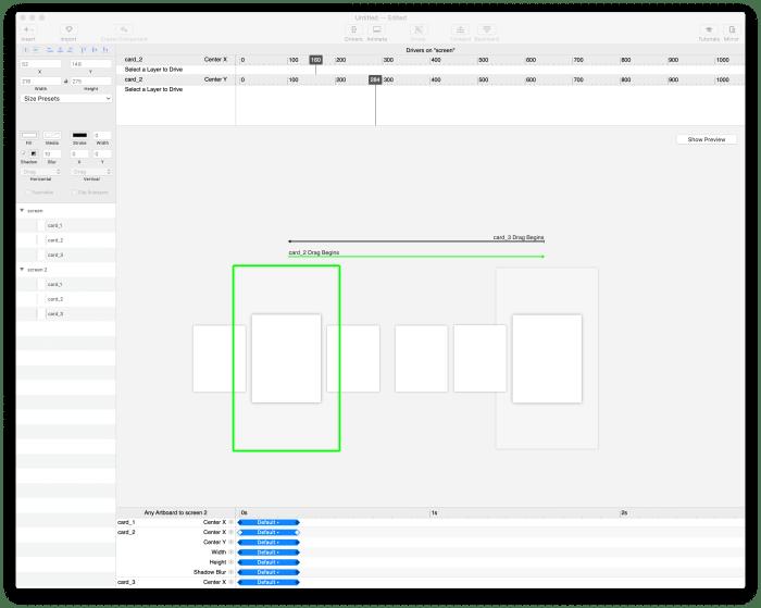 Animovat objekty můžete pomocí time line nebo pomocí drivers, kdy upravujete body objektů