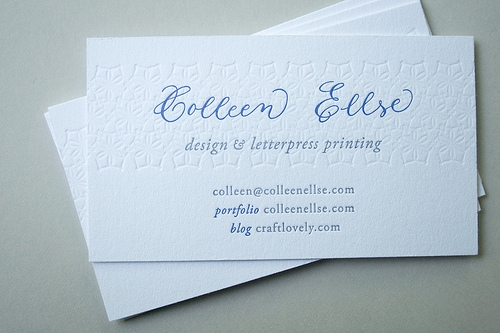 30 Creative Business Cards Examples