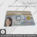 International Driving license permit - Gold member