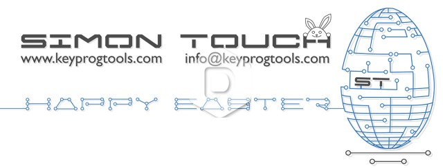 Simon touch Easter NewsLetter
