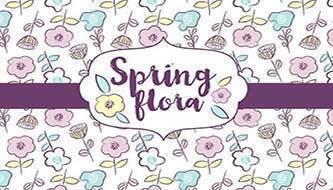 Коллекция паттернов на тему Весна