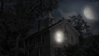 Превращение день в ночь в Adobe Photoshop