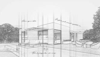 Создаем эффект архитектурного наброска в Adobe Photoshop