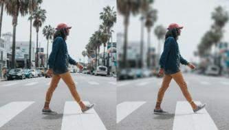 Создаем в фотошоп эффект размытого фона