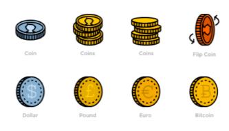170 Бесплатных иконок на тему Бизнес и Финансы