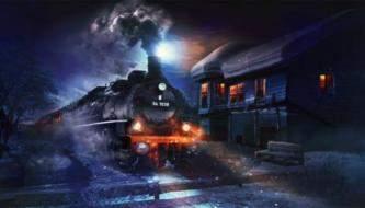 Захватывающая подборка обоев Поездов