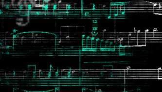 Коллекция музыкальных кистей для Adobe Photoshop