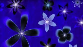 Новая коллекция бесплатных Цветочных кистей для фотошоп