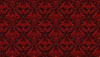 Очаровательные Красные Паттерны для необычных дизайнов