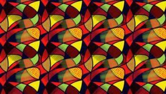 Абстрактные паттерны - Коллекция для дизайнеров