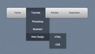 Как создать раскрывающееся меню на чистом CSS